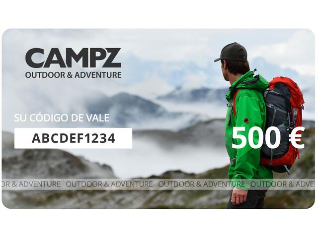 campz.es Tarjeta regalo 500 €